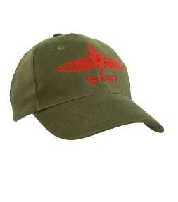 Duvdevan IDF Special Forces Khaki Hebrew Cap