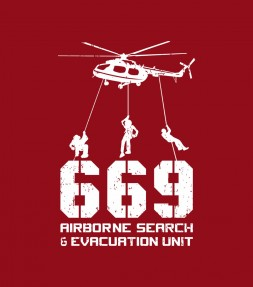 Unit 669 Elite IDF Airborne Rescue Helicopter