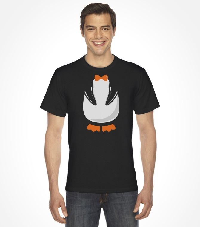 Penguin Easy Purim Costume