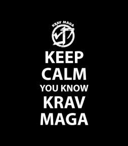 Keep Calm You Know Krav Maga Shirt