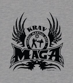 Krav Maga Close Combat Training Shirt