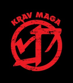 Krav Maga Japanese Ink Grafitti Shirt