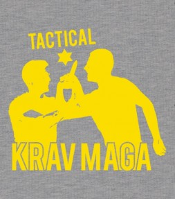 Tactical Krav Maga - Contact Combat Training Shirt