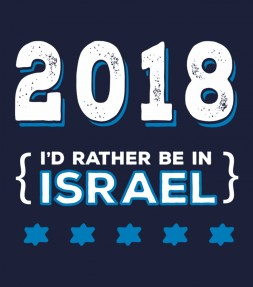 I'd Rather Be In Israel