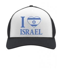 I Love Israel Cap