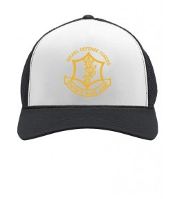 Israel Defense Forces Authentic Crest Insignia Cap