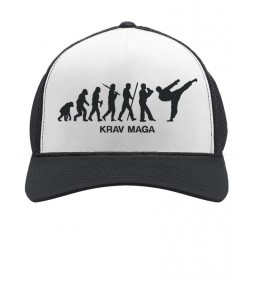 Krav Maga Evolution Cap