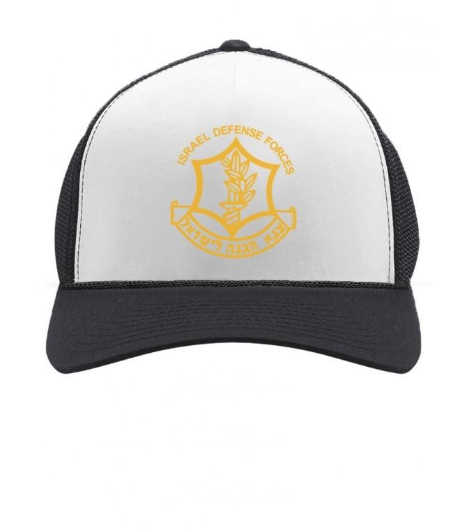 Israel Defense Forces Authentic Crest Insignia Cap