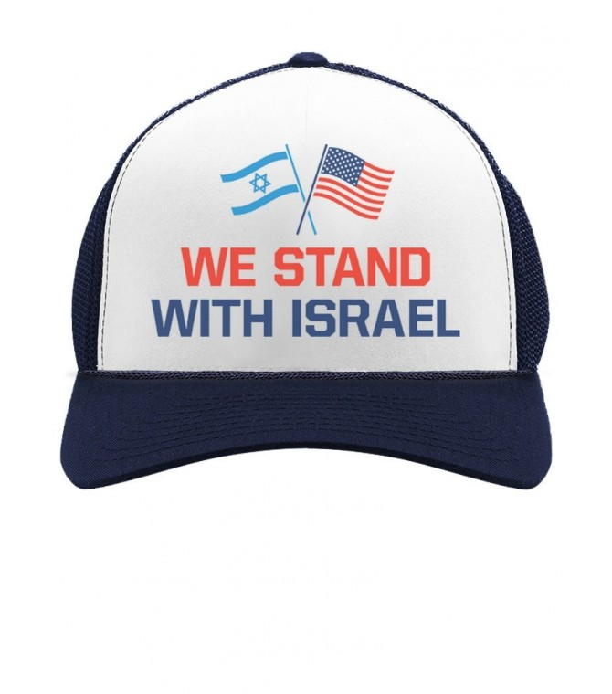 American Support for Israel - We stand with Israel Cap