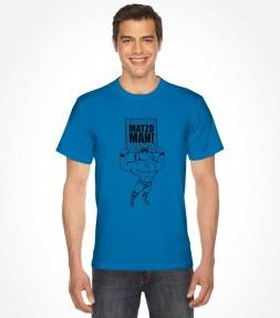 MATZO MAN Jewish Passover Shirt
