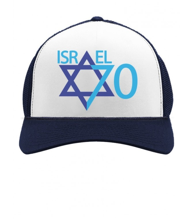 Israel 70th Independence Day Hat