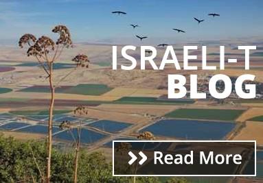 Israeli-T Blog