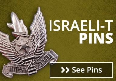 IDF Pins and Badges