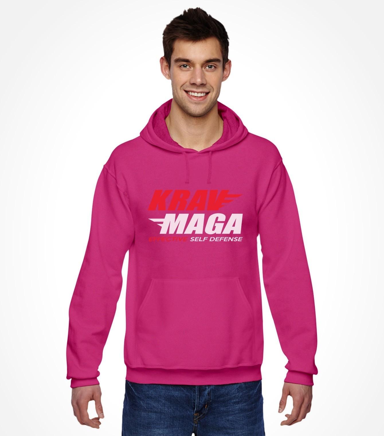 Krav Maga Effective Self Defense Shirt - Israeli-T